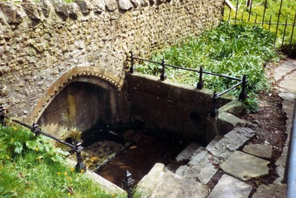 Cattistock Holy Well