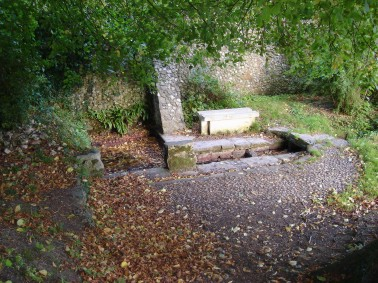 St Augustine's Well Cerne Abbas