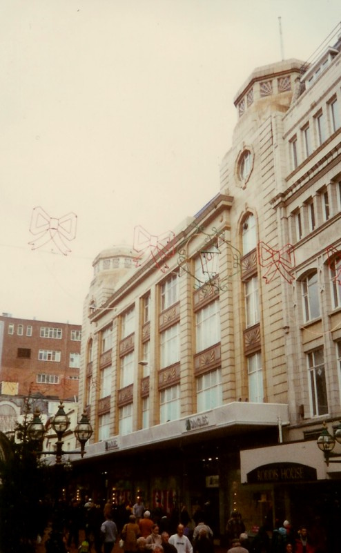 Dingles Department store, Bournemouth