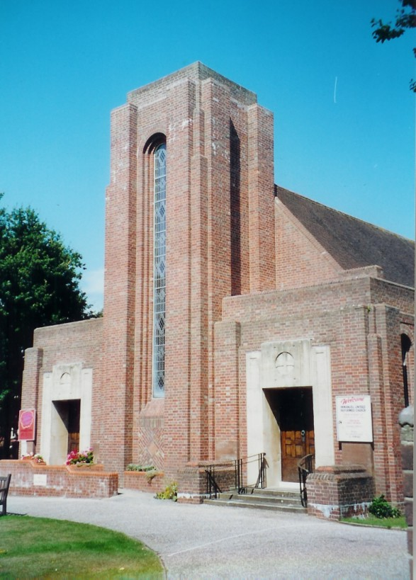 Emmanuel URC Church, Southbourne