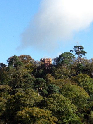 Hawkstone White Tower