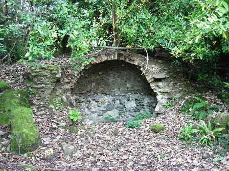 Piercefield Grotto